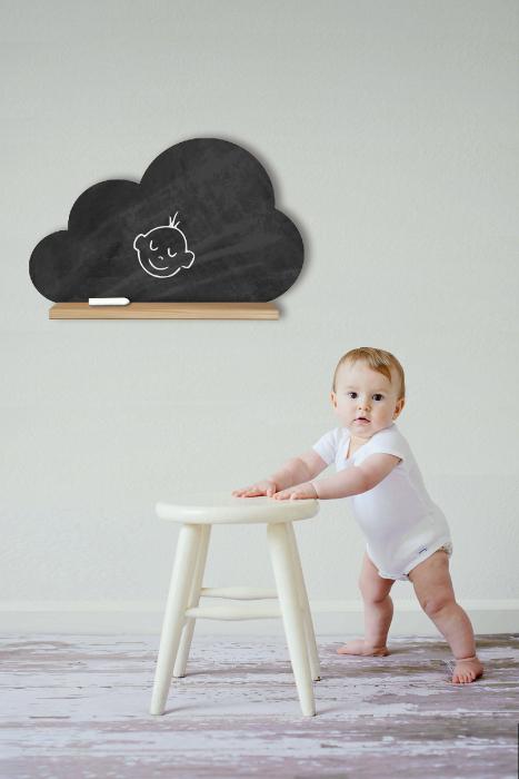 Cloud Chalkboard
